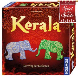 Kerala_Auszeichnung