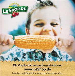LeShop Anzeige 1