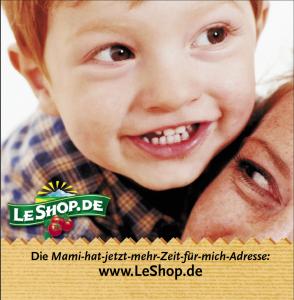 LeShop Anzeige 2