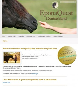 website EponaQuest